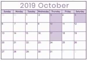 MBSR October 2019