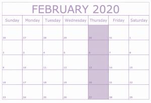 MBSR 2020 February